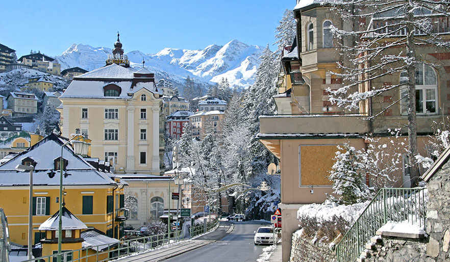 Bad Gastein Winter